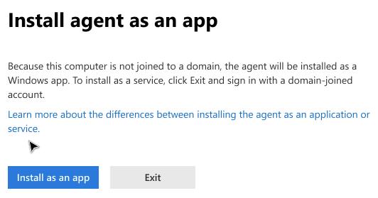 本地文件迁移到Microsoft 365步骤 1:设置迁移管理器代理